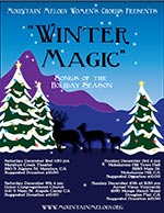 Mountain Melody Women's Chorus Presents Winter Magic