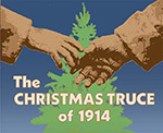 The Christmas Truce of 1914 poster